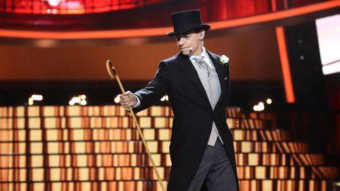 Carlos Baute, el gran triunfador de la semifinal de 'Tu cara me suena'
