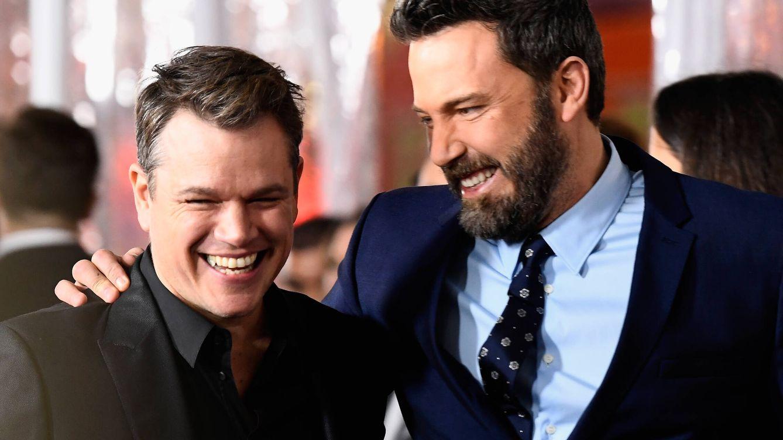 Matt Damon reacciona al noviazgo de Ben Affleck y Jennifer Lopez