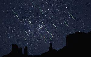Mañana podrán verse las Táuridas, la lluvia de estrellas de los pobres