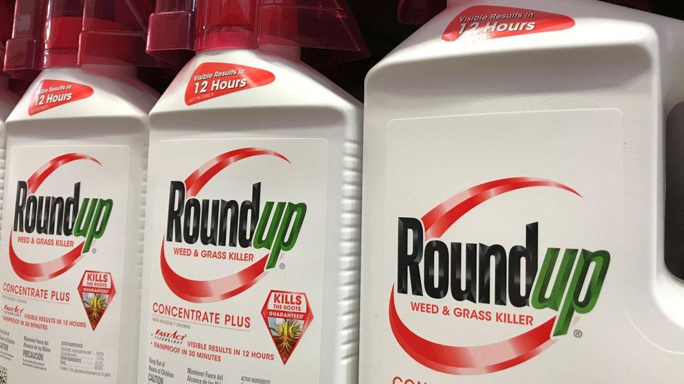 Foto: Herbicida de Monsanto. (Reuters)