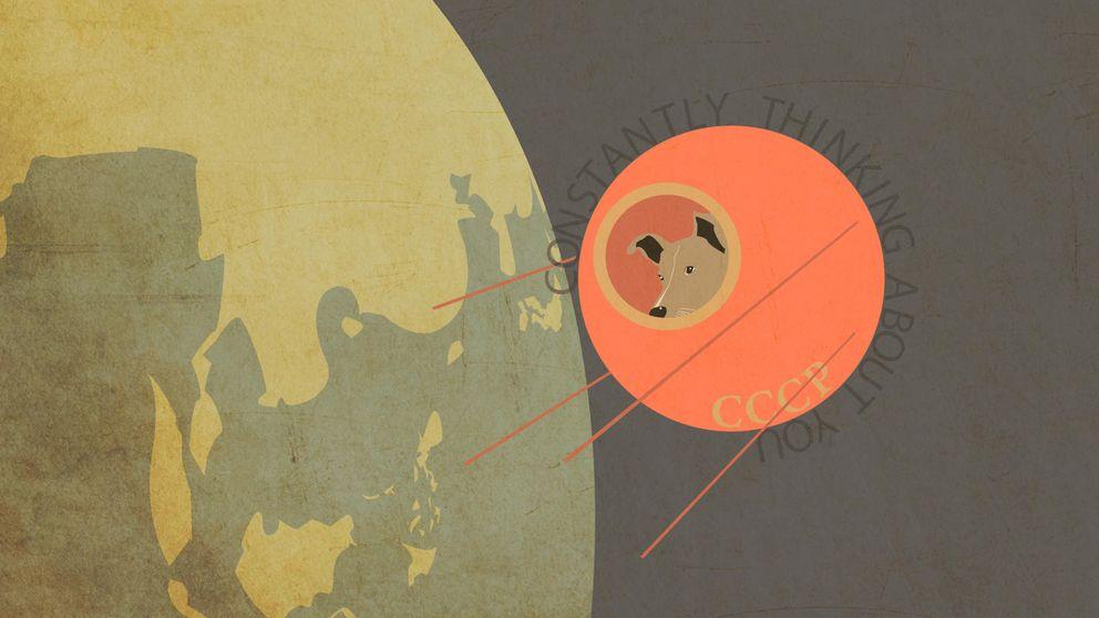 De Laika a Nadezhda: los héroes olvidados de la conquista espacial