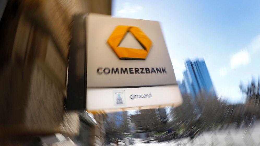 Foto: Oficina de Commerzbank (Reuters)