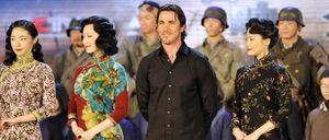 Christian Bale, atacado por la policía china cuando intentaba visitar a un disidente