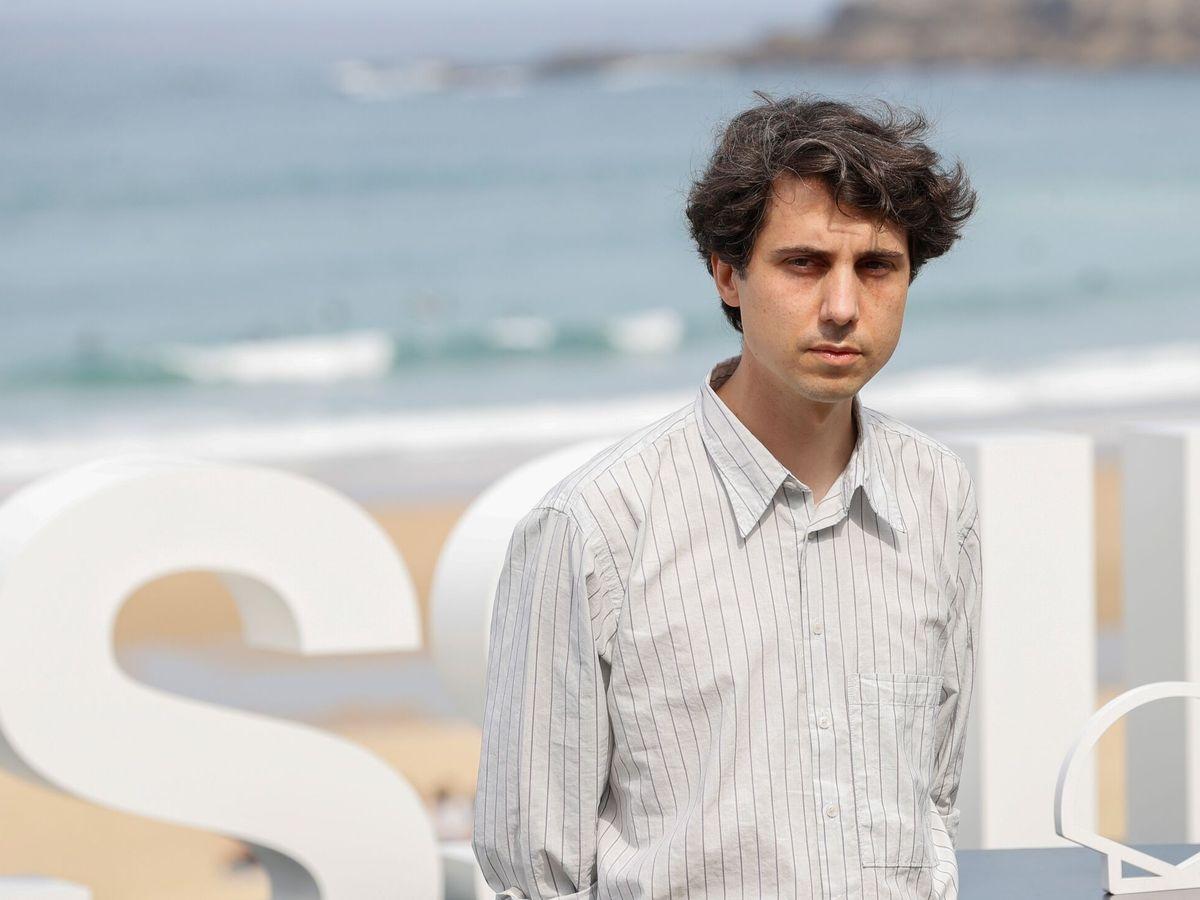 Foto: Jonás Trueba en la 69 edición del Festival de Cine de San Sebastián. (Efe)