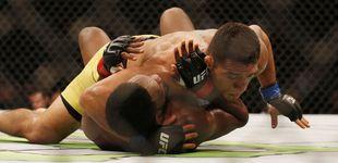 Post de UFC Las Vegas 14: la decisión de Rafael dos Anjos y el tremendo KO de Khaos Williams