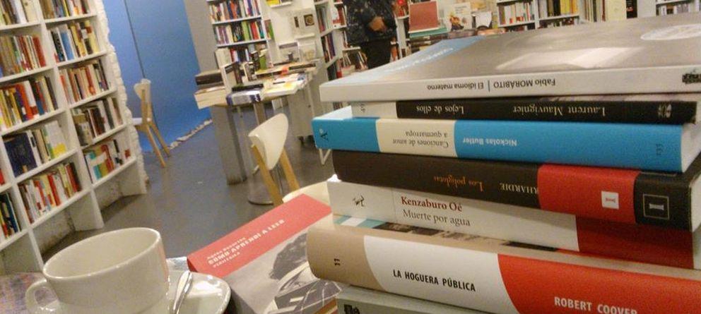 Foto: Tipos infames es una de las incluidas en el mapa diseñado para localizar las librerías 'literarias' de Madrid. (T.I.)