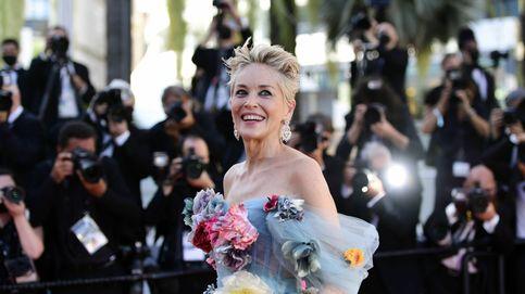 Sharon Stone y Marta Lozano ganan la alfombra roja de Cannes