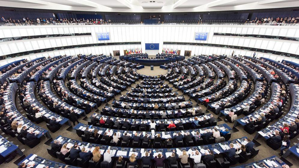 Foto: Sede del Europarlamento en Estrasburgo. (EFE)