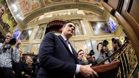 La investidura de Pedro Sánchez, en imágenes