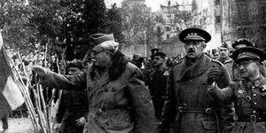 Foto: El nuevo jefe operativo de los Ejércitos, nieto del general que 'conspiró' contra Franco