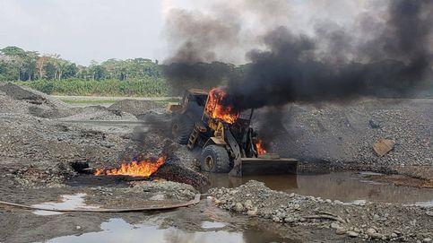 Auge y caída de La Pampa: la ciudad sin ley que controla el oro del Amazonas