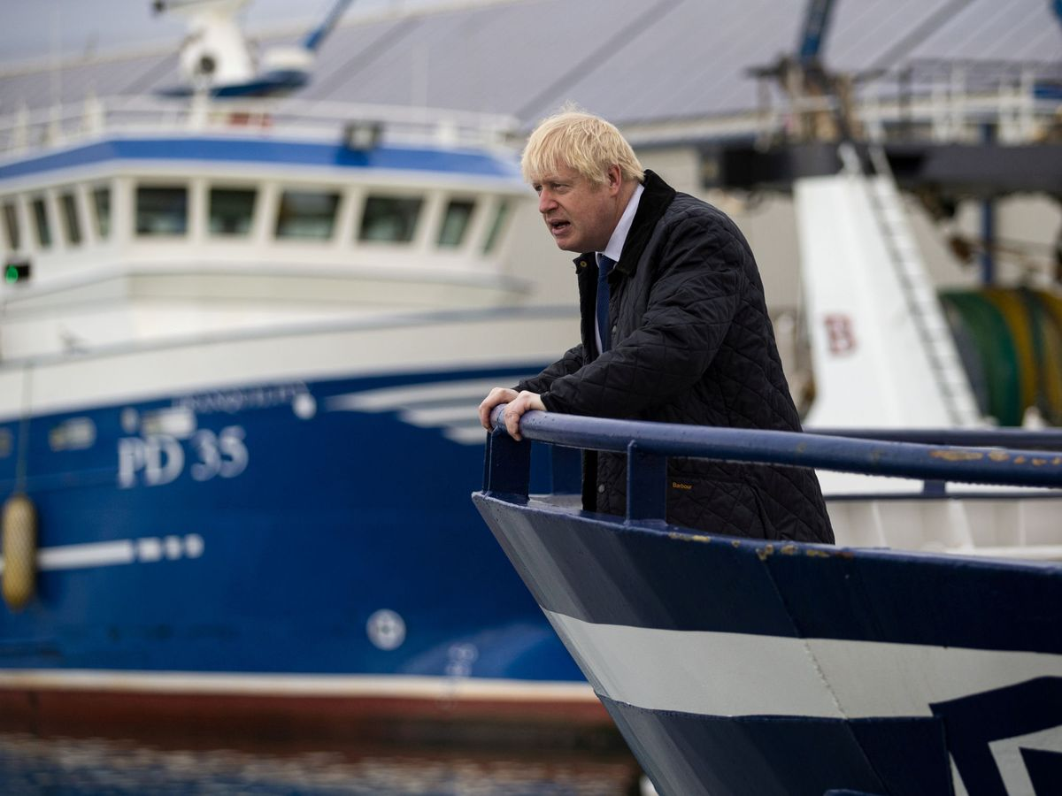Foto: El primer ministro británico, en una foto de archivo. (Reuters)