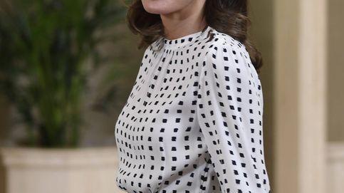 La reina Letizia, dos semanas sin estrenar por una razón de peso