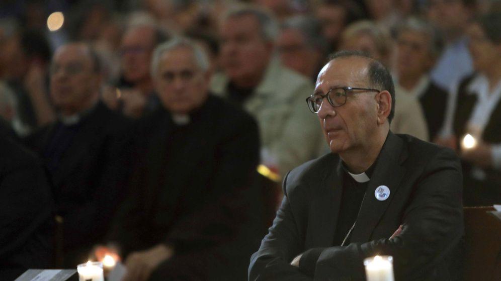 Foto:  El cardenal arzobispo de Barcelona, Juan José Omella. (EFE)