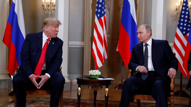 Trump y Putin prometen una nueva era: La Guerra Fría es cosa del pasado