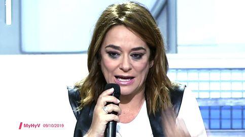 Toñi Moreno, sobre la falsa noticia de su bebé: Esta gente me provoca desprecio