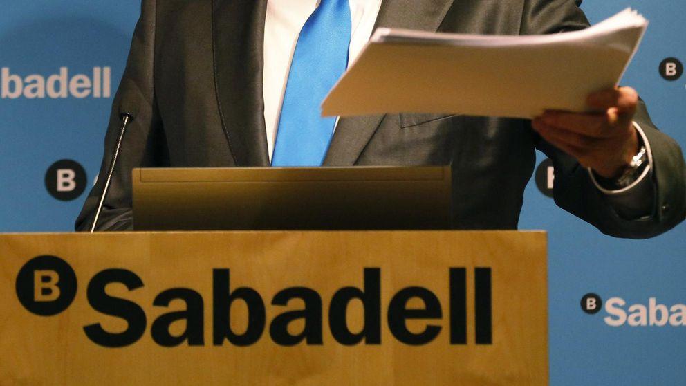 El mercado no respalda al Sabadell: sus acciones pierden más del 10%