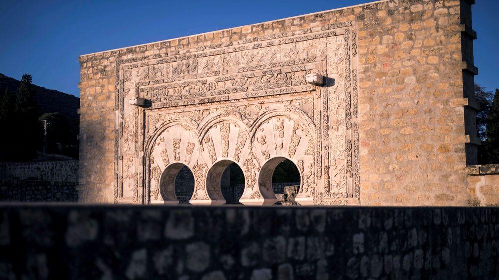 Foto: La ciudad califal de Medina Azahara, ubicada en las estribaciones de la sierra de Córdoba. (EFE)