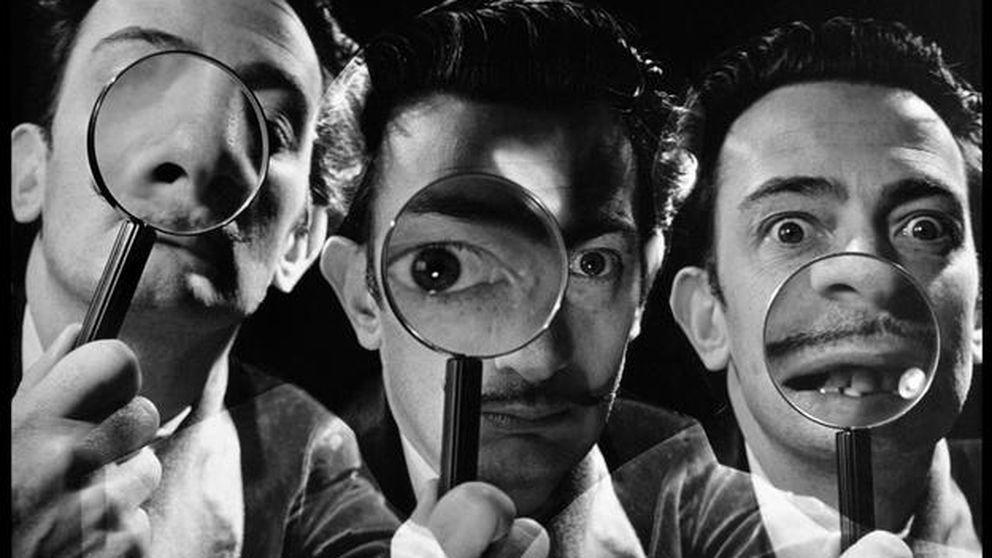 El bigote de Dalí: los retratos de Halsman que inmortalizaron al artista