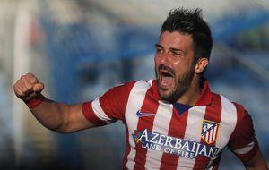 David Villa jugará en el New York City de EEUU la próxima temporada