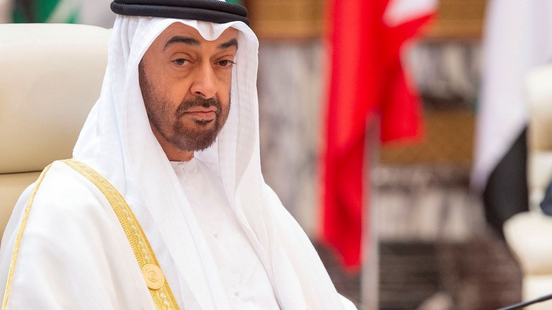 El príncipe heredero de Abu Dabi. (EFE)