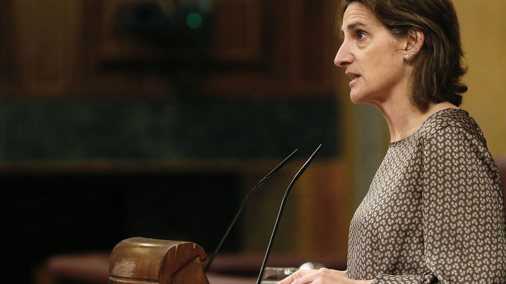Foto: Teresa Ribera, ministra para la Transición Ecológica. (EFE)