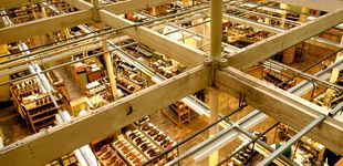 Post de En la fábrica de Crockett & Jones, donde se elabora el auténtico zapato inglés