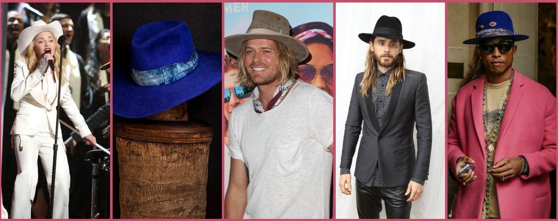 Foto: De Madonna a Justin Bieber, estos son los clientes VIP de Nick Fouquet, el sombrerero de las estrellas