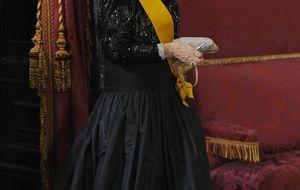 La reina Sofía, sin corona… y sin ataduras