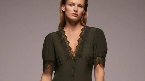 El vestido Zara para las que no saben qué ponerse hoy