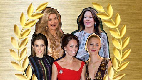 De Kate Middleton a Máxima de Holanda: las 10 royals más elegantes de este 2016