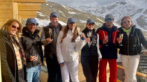 Fiona Ferrer y Javier Fal-Conde: su proyecto de lujo en Sierra Nevada y reunión de vips