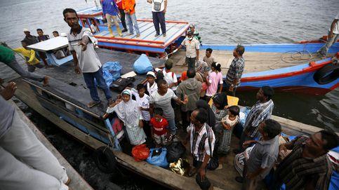 6.000 personas, a la deriva en el mar y a la espera de que les acoja algún país