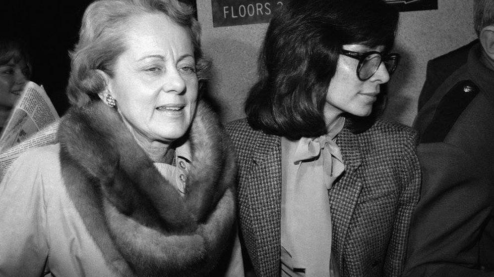 Foto: Jean Harris, secretaria y asesina del dietista y cardiólogo en 1980.