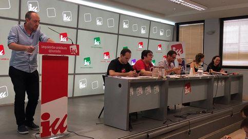 IU aprueba apoyar a Sánchez y sin veto a C's pero con programa por delante