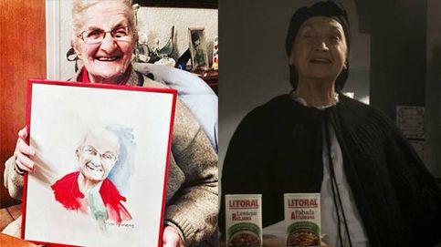 Muere la abuela del anuncio de la fabada