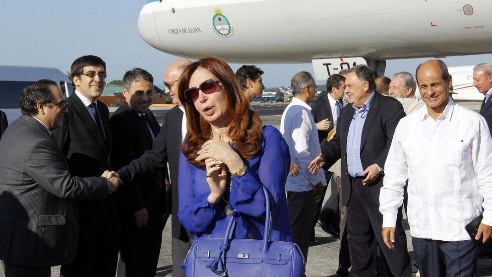 Kirchner, la primera mandataria en llegar a Cuba para la visita del Papa
