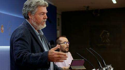 Podemos desafía al PSOE registrando su ley para crear una empresa pública de energía