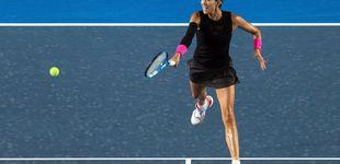 Post de La inexplicable estrella menguante de Muguruza, la peor de las mejores tenistas