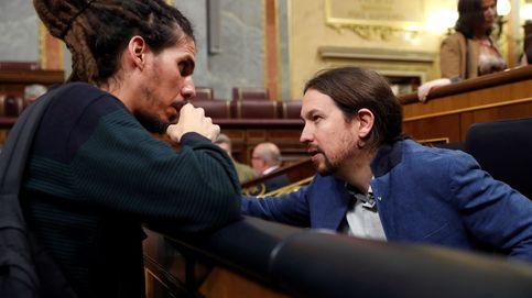 La Fiscalía apoya investigar en el Supremo a Alberto Rodríguez por patear a un policía