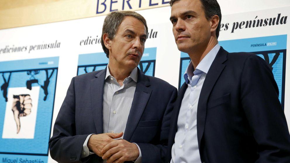 Zapatero avisa: los debates son decisivos y pide convicción a Sánchez