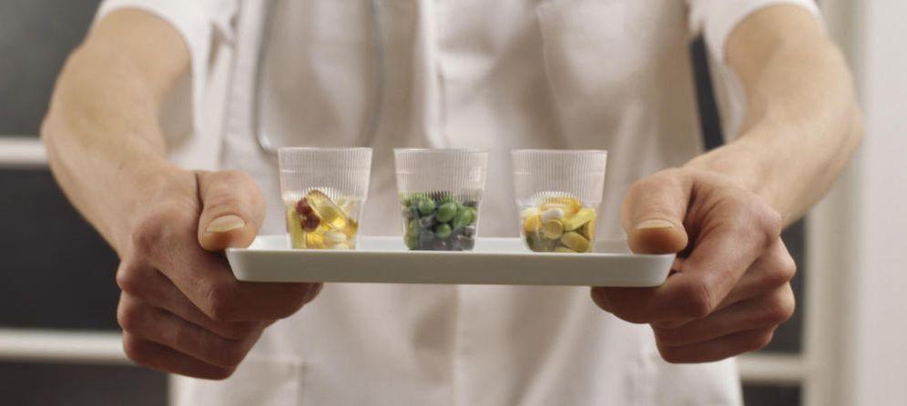 Foto: Casi uno de cada cuatro adultos se automedica con diferentes fármacos al mismo tiempo. (Corb