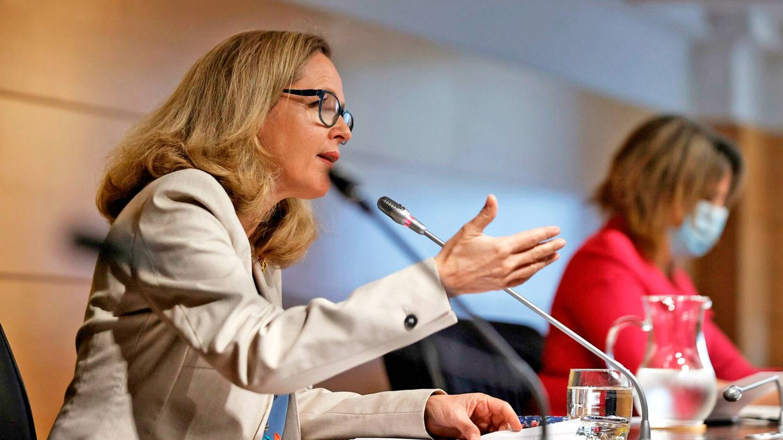 El Tesoro coloca 5.189 millones de euros en deuda a un mayor interés