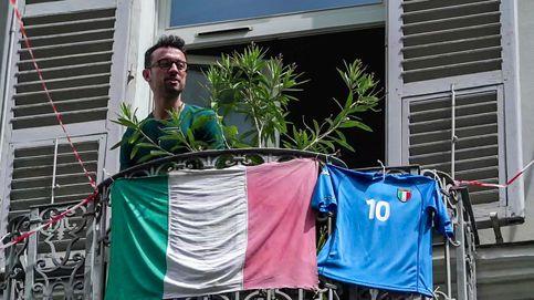 Italia suma 269 muertos pero sigue a la baja el número de enfermos