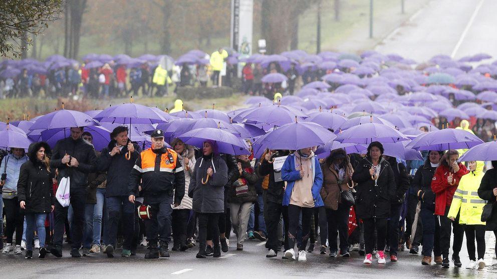España se tiñe hoy de morado para exigir el fin de la violencia machista