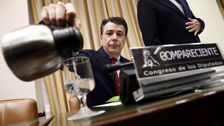 El expresidente de la Comunidad de Madrid Ignacio González. (EFE)