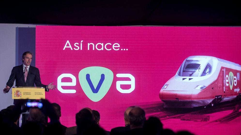 Foto: Presentación del servicio EVA. (Efe)