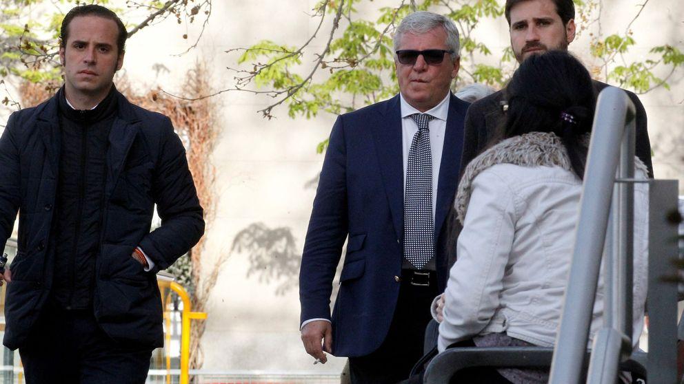 Carlos Salamanca, el comisario que ha estado dos veces al borde del abismo