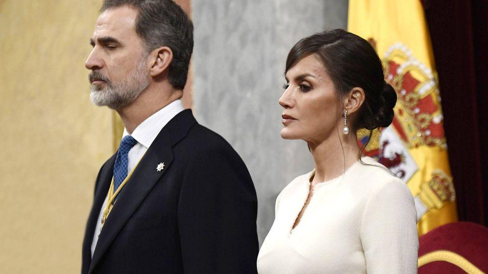 Foto: Los Reyes de España. (Getty)