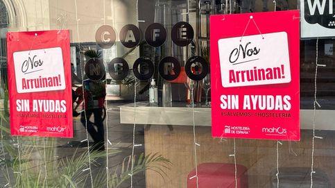 """La hostelería andaluza se ahoga: """"El viernes solo tuvimos dos pedidos de 'take away"""""""
